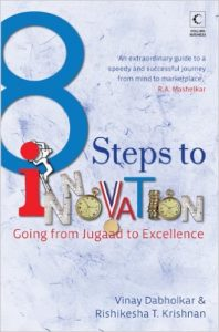 8 Steps to Innovation Book Cover