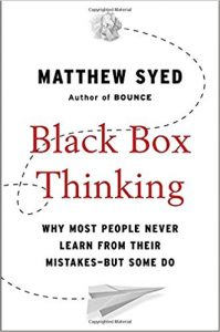Black Box Thinking Book Summary