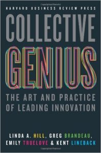 Collective Genius The Art and Practice of Leading Innovation Book Cover