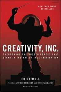 Creativity Inc Book Summary