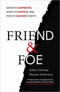 Friend and Foe Book Summary