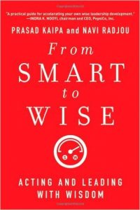 From Smart to Wise Book Cover