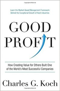 Good Profit Book Summary