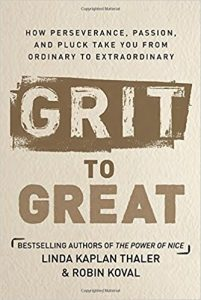 Grit to Great Book Summary