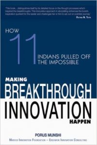Making Breakthrough Innovations Happen Book Summary