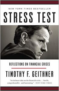 Stress Test - Reflections on Financial Crises Book Summary